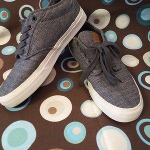 1626 Size 8 Vans Skateboard Shoes